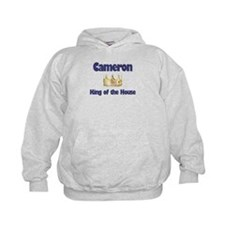 Cameron - King of the House Hoodie