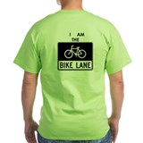Cute Bike commuting T-Shirt