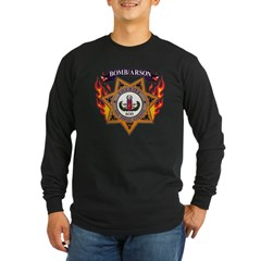 San Diego SD EOD Long Sleeve Dark T-Shirt