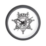 Pima County Sheriff Wall Clock
