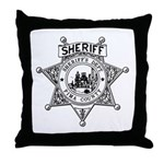 Pima County Sheriff Throw Pillow