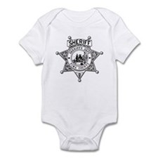 Pima County Sheriff Infant Bodysuit