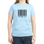 Chemist Barcode Women's Light T-Shirt