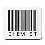 Chemist Barcode Mousepad