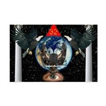 Masonic 32nd Degree Eagles Mini Poster Print