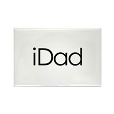iDad Rectangle Magnet (10 pack)