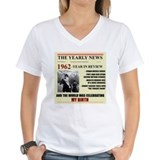 born in 1962 birthday gift Shirt
