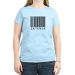 Caterer Barcode Women's Light T-Shirt