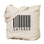 Caterer Barcode Tote Bag