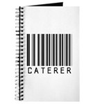 Caterer Barcode Journal