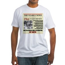 born in 1964 birthday gift Shirt