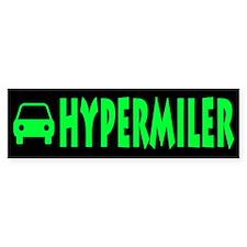 Hypermiler Bumper Bumper Sticker