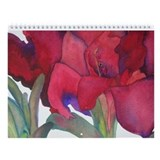 More Flowers Wall Calendar