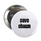 "Save Shawn 2.25"" Button (100 pack)"