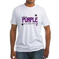 I Wear Purple For My Father-In-Law 14 Shirt
