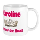 Caroline - Queen of the House Mug