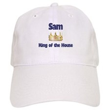 Sam - King of the House Baseball Cap