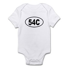 54C Infant Bodysuit