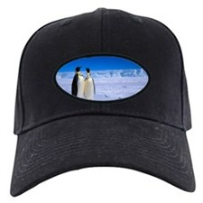 Baseball Hat with penguins