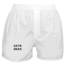 Save Sean Boxer Shorts