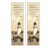Lighthouse Double bookmark (8 pak)