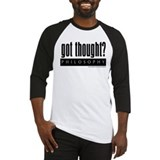 Got Thought? Baseball Jersey