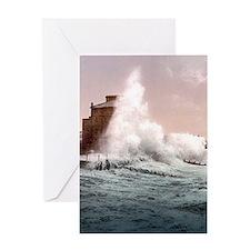 Sea Words Bookmark Card (Single)