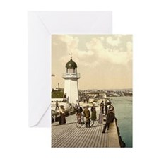 Lighthouse Bookmark Card (10 pak)
