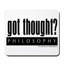 Got Thought? Mousepad