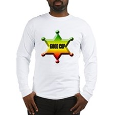 Good Cop Bad Cop Long Sleeve T-Shirt