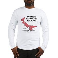 Prince Edward Island Long Sleeve T-Shirt