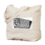Qajar Newly-wed Tote Bag