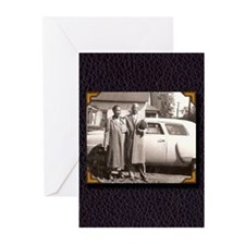 Essie Mae & Willie Greeting Cards (Pk of 10)