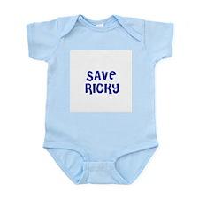 Save Ricky Infant Creeper