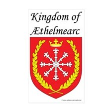 Aethelmearc Rectangle Sticker 10 pk)