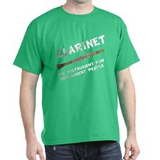 Clarinet Genius T-Shirt