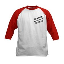 Clarinet Genius Pocket Area Tee