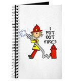 I Put Out Fires Journal