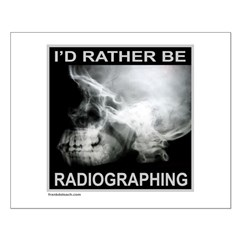 RADIOGRAPHING Posters