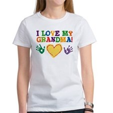 I Love My Grandma Tee