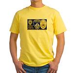 Compton PD History Yellow T-Shirt