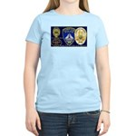 Compton PD History Women's Light T-Shirt