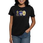 Compton PD History Women's Dark T-Shirt