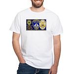 Compton PD History White T-Shirt