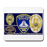 Compton PD History Mousepad
