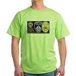Compton PD History Green T-Shirt