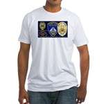 Compton PD History Fitted T-Shirt