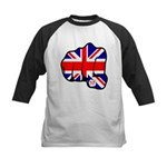 London Terror Attack 7th July Kids Baseball Jersey
