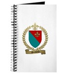 DESBIENS Family Crest Journal