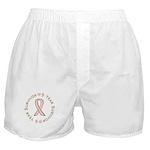 5 Year Breast Cancer Survivor Boxer Shorts